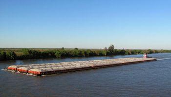 Santa Fe y Entre Ríos plantearon la necesidad de provincializar la hidrovía Paraná-Paraguay