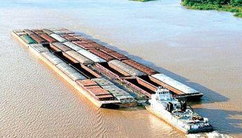 Crece el comercio a través de la Hidrovía Paraná-Paraguay