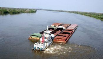 Los portuarios reclaman seguridad en la hidrovía Paraná-Paraguay
