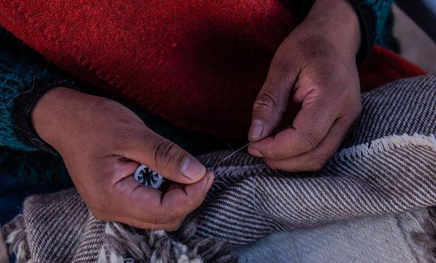 Warmi: la hilandería que conecta a 600 pequeños productores de la Puna argentina con el mundo
