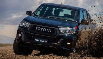 Toyota lleva a Expoagro 2020 su apuesta por la tecnología híbrida