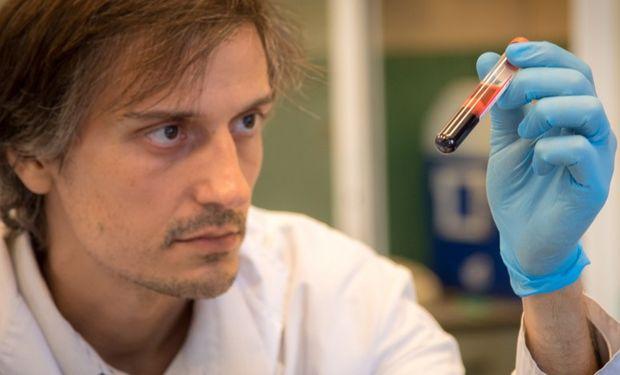 Juan Pablo Jaworski, del Centro de Investigaciones de Ciencia Veterinarias y Agronómicas del Inta Castelar, organismo dependiente del Ministerio de Agroindustria de la Nación.
