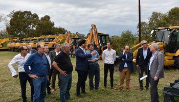 Buenos Aires: avanzan con el Plan de Mejoramiento de Caminos Rurales