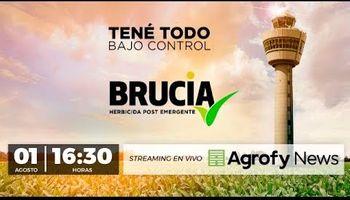 Preparado para sortear imprevistos: presentaron el herbicida Brucia en Agrofy