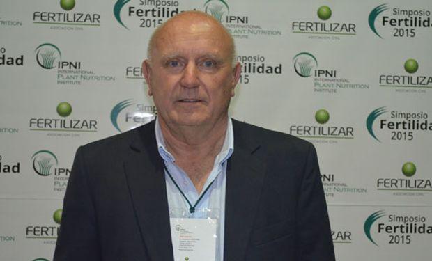 "Hugo Ghio: ""Tenemos que empezar a fertilizar de otra manera""."