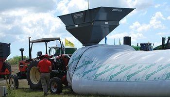 Poscosecha: el desafío de almacenar granos húmedos