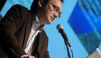 Gustavo Idígoras, al frente de la industria cerealero-oleaginosa