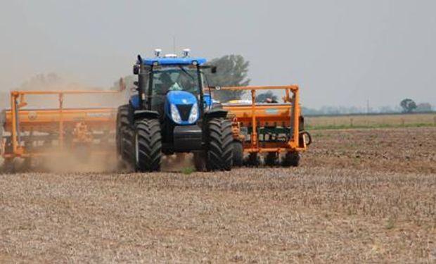 La siembra de maíz avanzó un 84 % en el centro norte de Santa Fe