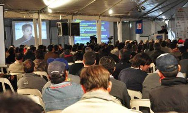 Se espera una gran convocatoria en el evento organizado por el INTA