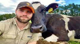 """Un cordobés que se fue a conocer a fondo la lechería neozelandesa: """"El recurso humano es la base de todo"""""""