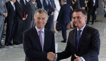 """Macri en Brasil: """"Hay necesidad de modernizar el Mercosur"""""""
