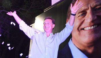 Cambiemos ganó en Mendoza y Rodolfo Suárez es el nuevo gobernador