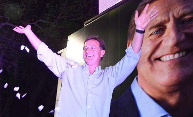 Rodolfo Suárez, gobernador electo.