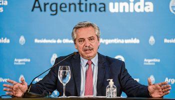 """Fernández en la cumbre sobre el cambio climático: """"Necesitamos pensar en mecanismos innovadores"""""""