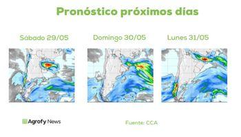 Pronóstico del tiempo: se afianzan las temperaturas bajas que traerán estabilidad