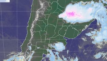 Tormentas dispersas en el sudeste de Buenos Aires