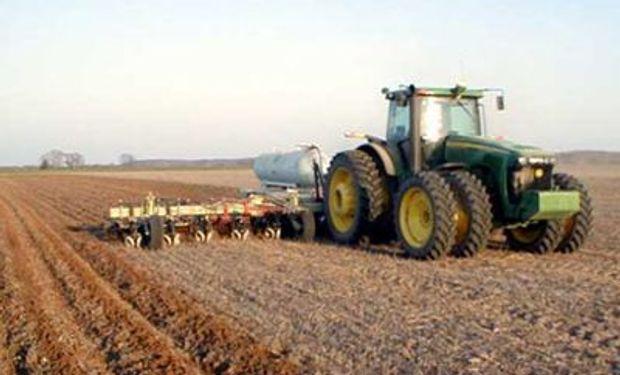 Se reanudó en Santa Fe siembra de girasol y maíz