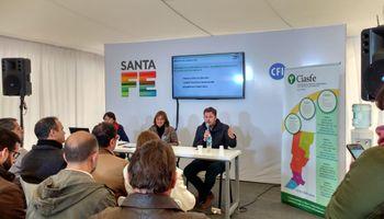 """Ciciliani: """"La inversión pública tiene que destinarse al sector productivo"""""""