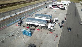 Ensayo de escalabilidad en camiones: los resultados excedieron las expectativas