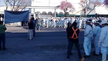 El sindicato de trabajadores de la carne y afines lanzó un paro nacional