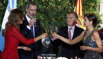 Sabores argentinos en la cena de honor: cuál fue el menú de los reyes de España en Argentina