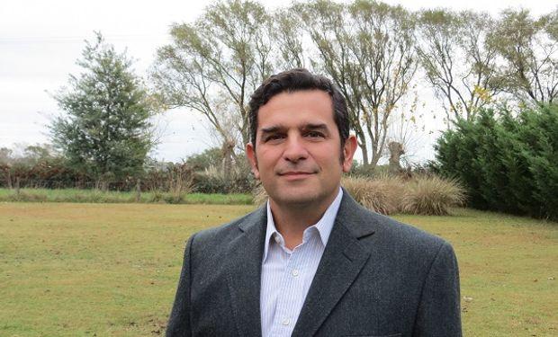 El productor e ingeniero agrónomo Juan Martín Salas Oyarzun es el nuevo presidente de la Asociación Argentina de Girasol.