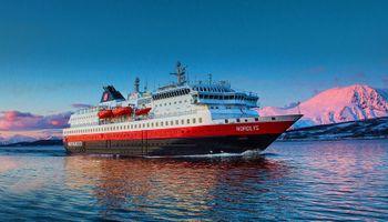 Cruceros noruegos funcionarán con biogás de pescado podrido