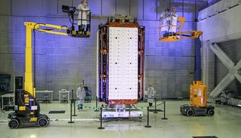 Se lanzará SAOCOM 1B, el satélite que alerta inundaciones y ayudará a la producción