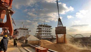 China importó 17% más de soja en julio