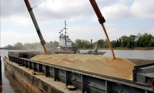 """Considera que la exportación del grano hacia la Argentina es una """"amenaza""""."""
