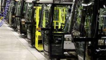 Importación de tractores descendió más de un 60%