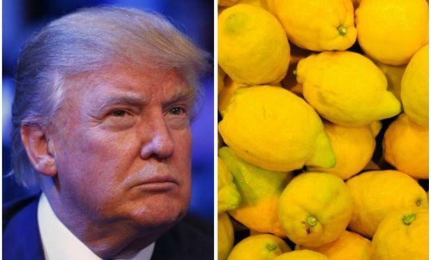 La importación de limones será revisada una vez más.