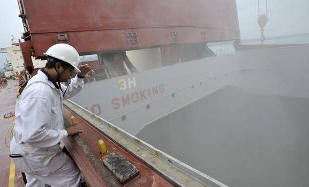 CHINA. Nuevo récord para las importaciones de soja.