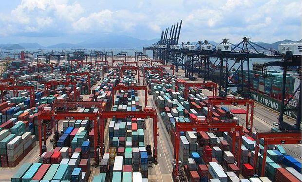 OMC bajó fuerte previsiones de crecimiento de comercio mundial