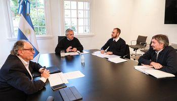 Fernández apoya el impuesto a las grandes fortunas de Máximo Kirchner que se podría aprobar en una sesión online