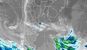 Alerta amarilla en el sur de Buenos Aires y la inestabilidad avanza hacia la región centro