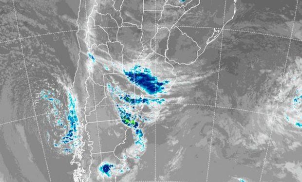 Se mantienen los pronósticos de lluvias: qué zonas se beneficiarán