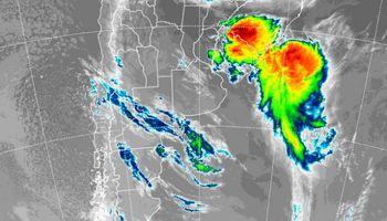 La inestabilidad se afianza y no se descartan lluvias en la zona núcleo