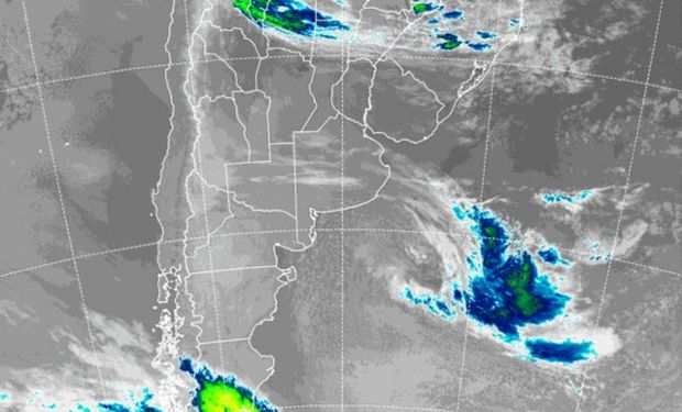 Pronóstico del tiempo: no se esperan precipitaciones sobre la región pampeana