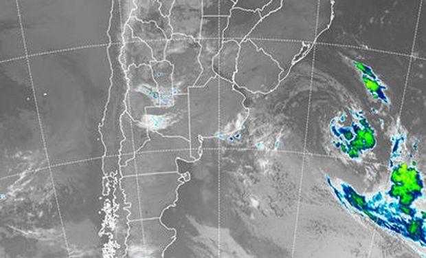 En esta ocasión este enfriamiento podría llegar con riesgo de heladas hasta la zona central de Buenos Aires.