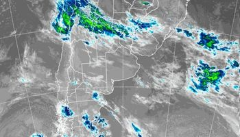 Semana nubosa con probabilidades de lluvias hacia el viernes