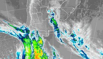 Tiempo inestable y lluvias débiles en el este de la zona núcleo: ¿cómo sigue el pronóstico?