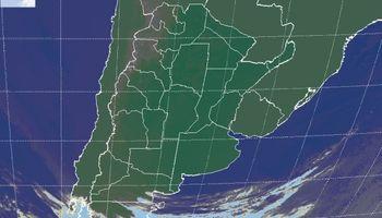Lluvias ganarían protagonismo sobre Buenos Aires