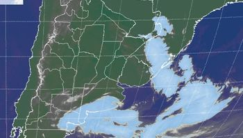 El mal tiempo se afianza en el sur de Buenos Aires