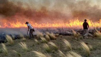 Incendios: recomendaciones para transitar diciembre y enero, los meses con más riesgo