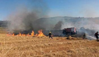 Realizarán encuentros con productores y contratistas rurales para prevenir incendios