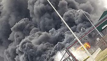 Incendio en ACA Bio: cuál fue el motivo del siniestro que generó preocupación en la zona