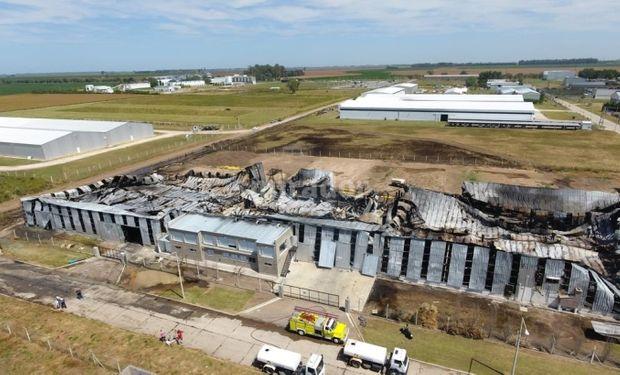 Resurgir de las cenizas: la empresa de agro que perdió todo en un incendio y ahora se encuentra en su mejor momento
