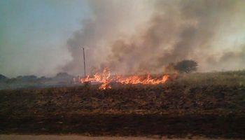 Amplían la emergencia agropecuaria por incendios para La Pampa