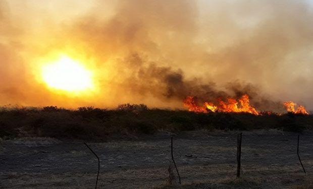 Consejos para impedir que el fuego se inicie y se propague.